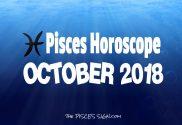 Pisces October 2018
